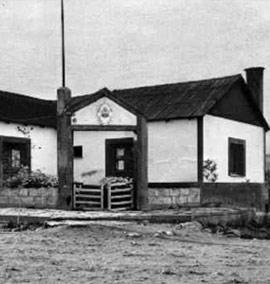 Primer Edificio Municipal